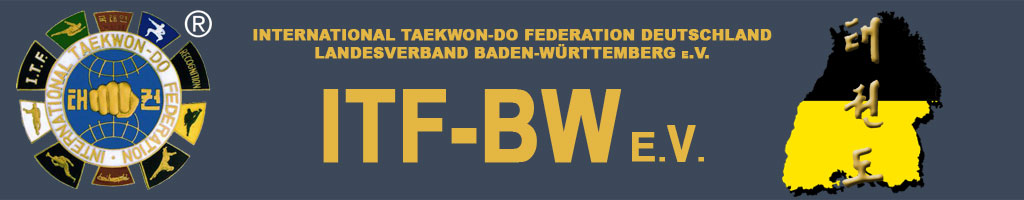 ITF-BW e.V. - International Taekwon-Do Federation Deutschland Landesverband Baden-Württemberg